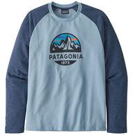 Patagonia Men's Fitz Roy Scope Lightweight Crew Sweatshirt