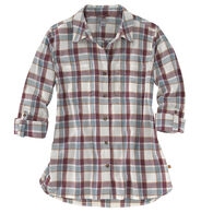 Carhartt Women's Fairview Plaid Short-Sleeve T-Shirt