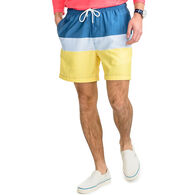 Southern Tide Men's Boogie Bay Swim Short