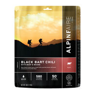 AlpineAire Black Bart Chili w/ Beef & Beans Gluten Free Meal - 2 Servings