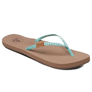 987fee3ef164 Reef Women s Slim Ginger Stud Sandal