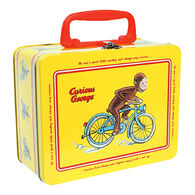 Schylling Curious George Keepsake Box