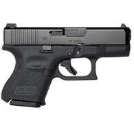 """Glock 26 Gen5 GNS 9mm 3.4"""" 10-Round Pistol"""