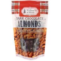 Wilbur's of Maine Dark Chocolate Covered Almonds