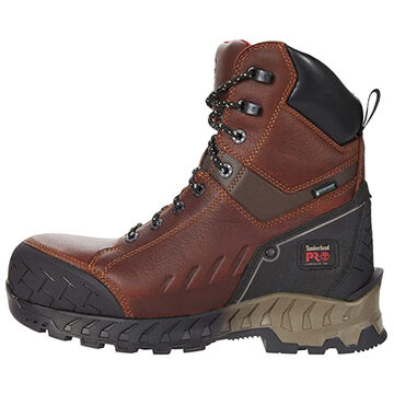 Timberland PRO Mens Work Summit 8 Composite Toe Waterproof Insulated Work Boot