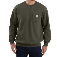 Carhartt Men's Crewneck Pocket Sweatshirt