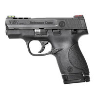 "Smith & Wesson Performance Center Ported M&P9 Shield 9mm 3.1"" 7-Round Pistol"