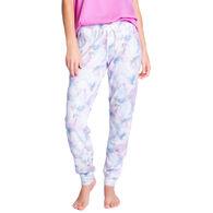 P.J. Salvage Women's Marble Vibes Banded Sleep Pant