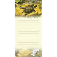 Pumpernickel Press Under the Lily Pads Magnetic List Notepad