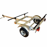 Malone Auto Racks XtraLight Base Trailer - Unassembled