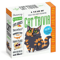 A Year of Cat Trivia 2021 Page-A-Day Calendar by Workman Publishing