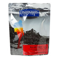 Backpacker's Pantry Chicken & Rice - 2 Servings