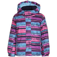 Killtec Toddler Boy's & Girl's Stripy Mini Jacket
