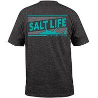 Salt Life Men's Tuna Trek Pocket Long-Sleeve T-Shirt