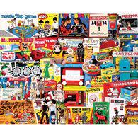 White Mountain Jigsaw Puzzle - I Had One Of Those