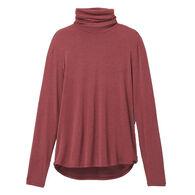 prAna Women's Foundation Turtleneck Long-Sleeve Shirt