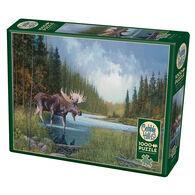 Outset Media Jigsaw Puzzle - Moose Lake