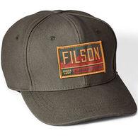 Filson Men's Canvas Logger Cap