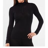 Icebreaker Nature Clothing Women's Everyday Half-Zip Long-Sleeve Top