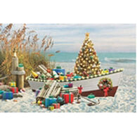 pumpernickel press nautical noel deluxe boxed greeting cards - Deluxe Christmas Cards