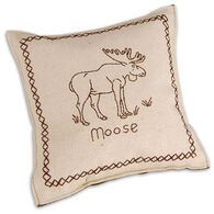 Paine Products Large Moose Pillow
