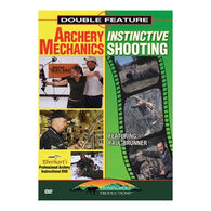 Stoney-Wolf Archery Mechanics / Instinctive Shooting DVD