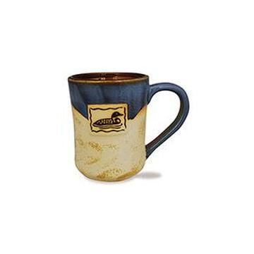 Cape Shore Maine Loon Potters Mug