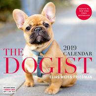 The Dogist 2019 Wall Calendar by Elias Weiss Friedman