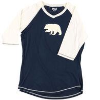 Lazy One Women's Bear Fair Isle Tall Sleep T-Shirt