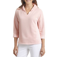 Habitat Women's Honey Terry Pullover Sweatshirt