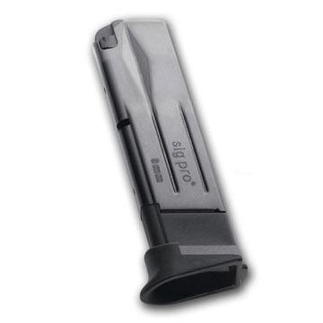 SIG Sauer SP2022, 2340 & 2009 15-Round 9mm Pistol Magazine