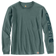 Carhartt Women's WK231 Workwear Logo Long-Sleeve T-Shirt