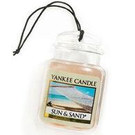 Yankee Candle Car Jar Ultimate - Sand & Sun