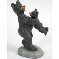 Slifka Sales Co Bear Swinging Cub Figurine