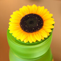 Ibis & Orchid Design Sunflower Keepsake Box