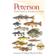 Peterson Field Guide To Freshwater Fishes 2nd Edition By Lawrence M. Page & Brooks M. Burr