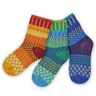 Solmate Socks Youth Prism Sock, 3/pc