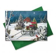 Cape Shore Midnight Singers Embellished Boxed Christmas Cards