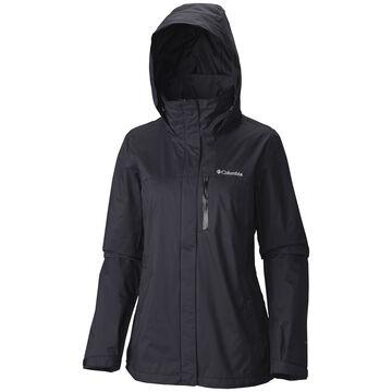 Columbia Womens Pouration Waterproof Rain Jacket