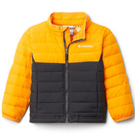 Columbia Boy's Powder Lite Puffer Jacket
