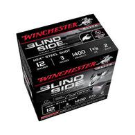 "Winchester Blind Size 12 GA 3"" 1-3/8 oz. #2 Shotshell Ammo (25)"