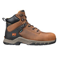 "Timberland PRO Men's Hypercharge 6"" Composite Toe Waterproof Work Boot"