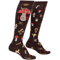 Sock It To Me Women's Down To Earth Knee High Sock