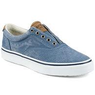 Sperry Men's Salt Washed Twill Striper CVO Sneaker