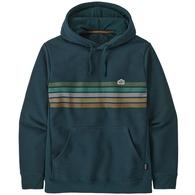 Patagonia Men's Line Logo Ridge Stripe Uprisal Sweatshirt
