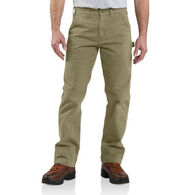 Carhartt Men's Washed Twill Relaxed-Fit Dungaree Pant