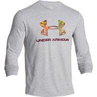 Under Armour Men's Camo Fill Long-Sleeve T-Shirt