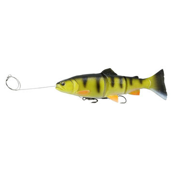 "Savage Gear 3D Pre-Rigged Line Thru Trout 8"" Saltwater Lure"