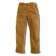 Carhartt Men's 12 oz. Cotton Duck Double Front Pant