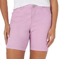 Lee Jeans Women's Regular Fit Chino Walkshort